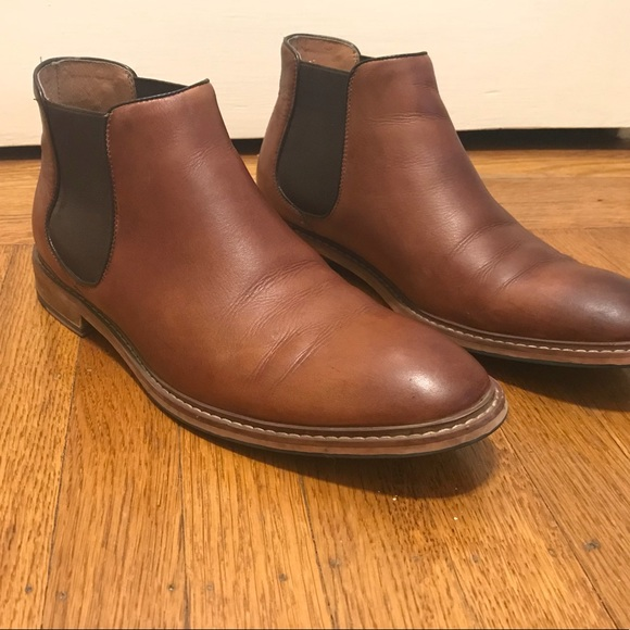 67d86a89b4e282 Dune London Other - Leather Chelsea boots from Dune London 42